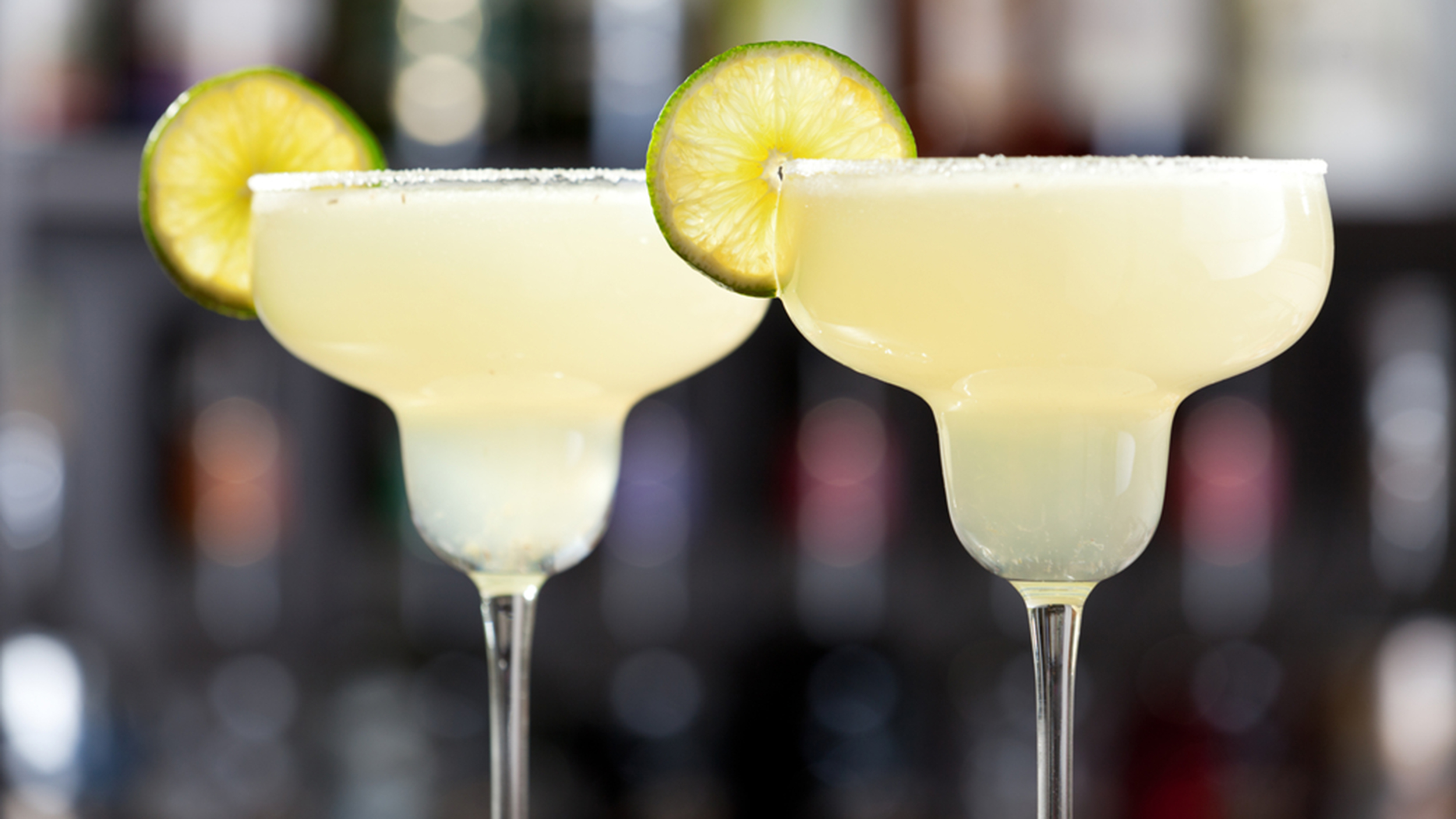 The margarita is a cocktail consisting of tequila mixed with orange-flavoured liqueur and lime or lemon juice, often served with salt on the glass rim.; Shutterstock ID 251417179; PO: today.com